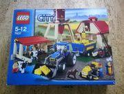 Lego City 7637 Bauernhof Komplett