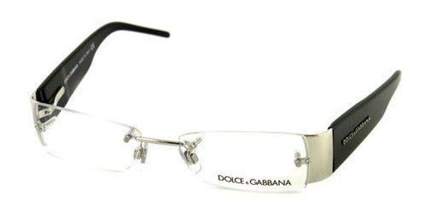 Dolce Gabbana Original Brillenfassung schwarz