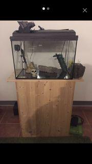 Aquarium, 80l , mit