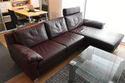 Leder Sofa Couch (