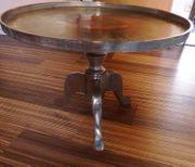 Tisch, Metalltisch Runde