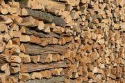 Verkaufe Eichenbrennholz