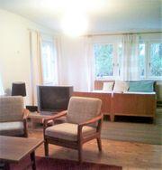 MÖBLIERTE 2-Zimmer Wohnung Gartenhaus in Berlin