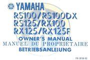 Bedienungsanleitung Yamaha von