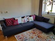 Gemütliche Designer Couch -