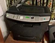 S/W Laserdrucker,