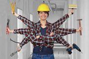 Wohnung - Haus - Handwerks - Arbeiten