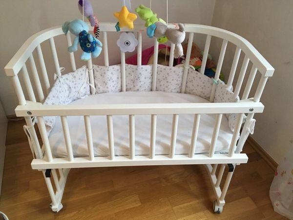 Baby bay original als stubenwagen nutzbar in münchen baby und