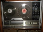 Tonbandgerät Philips Stereo Recorder N