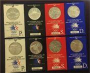 8x Olympic Dollar
