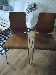4 Stühle Ikea