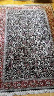 Orientteppich aus China Seidenteppich 195