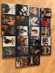 Blu-ray Sammlung