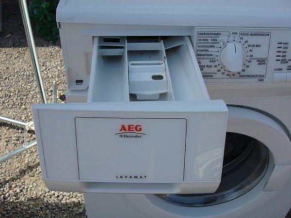 Aeg lavamat 5482 waschmaschine frontlader 1400 upm 6 kg