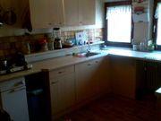 Küchenschränke E-Herd Kühl-Gefrierschrank 210 -